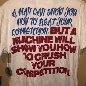 New tee shirts